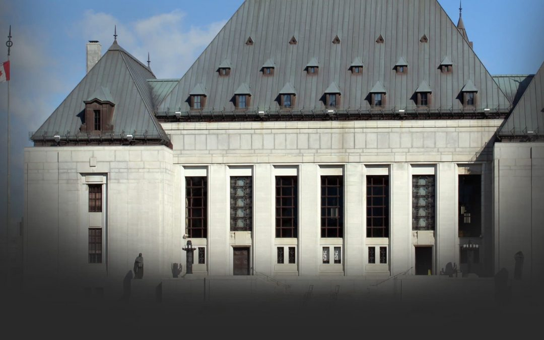 Supreme Court of Canada 2014 Year-in-Review
