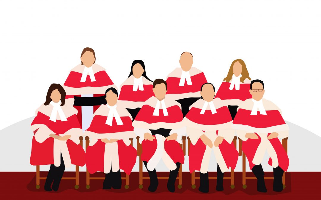 SCC Today: Constitutional Law: Judicial Independence; Remuneration