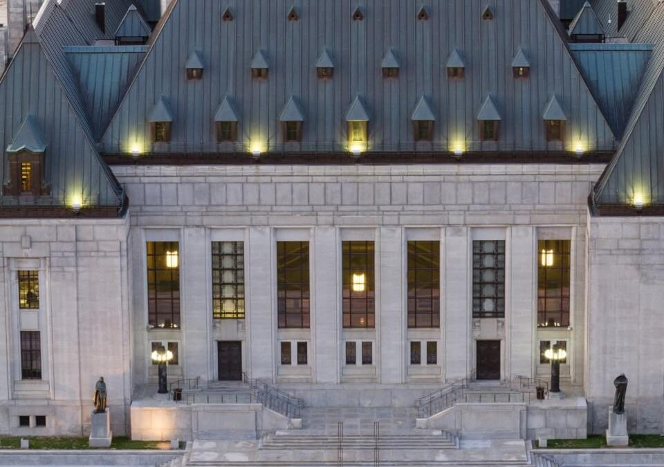 Supreme Court of Canada 2019 Year-in-Review